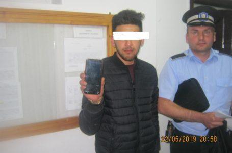 Prinși în flagrant după ce au tâlhărit o fetiță de 12 ani în cartierul Dărmănești