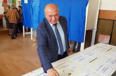 """Primarul Dragoș Chitic: """"Am votat cu gândul la Piatra-Neamț!"""" Citește mesajul complet aici!"""