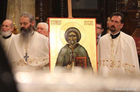 Duminică are loc o procesiune cu sfinte moaște în municipiul Piatra-Neamț