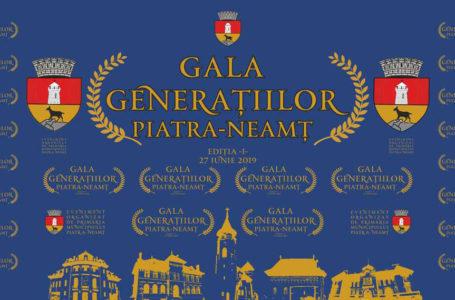 Gala Generațiilor la Piatra-Neamț. Olimpicii vor fi premiați de Primărie.