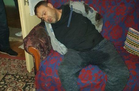 Ucigașul polițistului a fost prins! A urinat pe el când polițiștii l-au încolțit!