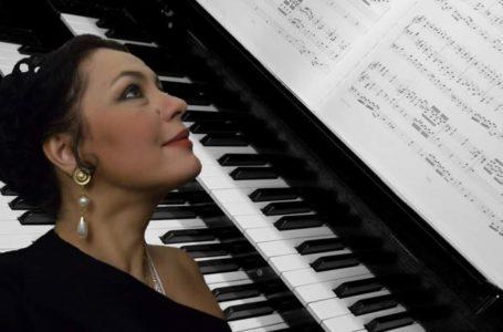 Anda Louise Bogza revine acasă și urcă pe scena Vacanțelor Muzicale la Piatra-Neamț