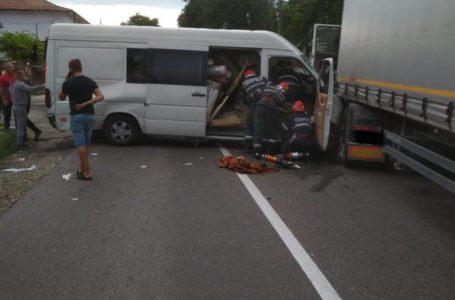 Iată cum s-a produs accidentul cu 4 victime de la Grumăzești