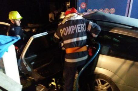 Accident cu 4 tineri morți în comuna Ceahlău