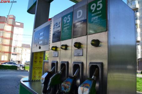 Aplicație prin care găsești prețul cel mai mic la carburant din zonă