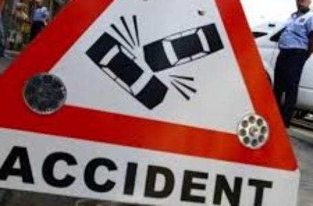 ACUM – Accident cu 2 victime la Piatra Șoimului