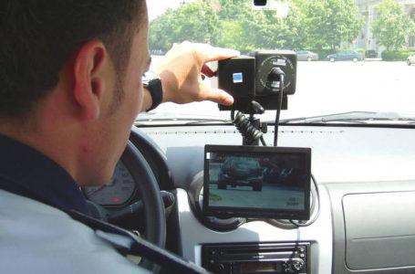 Peste 130 de amenzi date într-o singură zi de polițiștii rutieri din Neamț