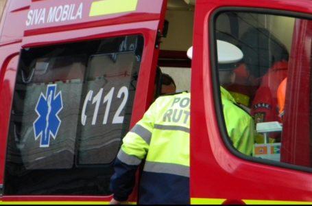 Un șofer beat a accidentat 2 copii pe biciclete, în comuna Dumbrava Roșie