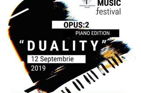 """Recitaluri de excepție în prima seara la """"Neamț Music Festival"""""""