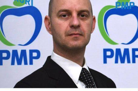 PMP are oficial candidat la Primăria Piatra-Neamț