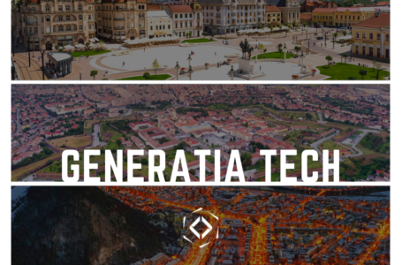 "Programul gratuit ""Generația Tech"" vine și la Piatra-Neamț"