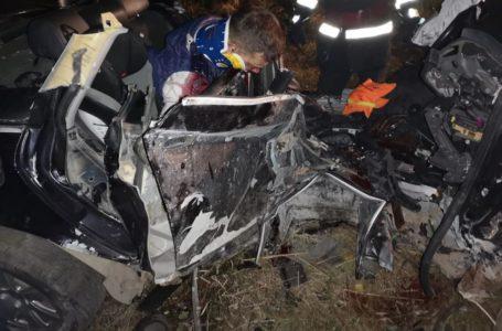 Tragedie la Secuieni: 2 morți și 3 răniți în urma unui accident rutier! (foto cu impact emoțional)