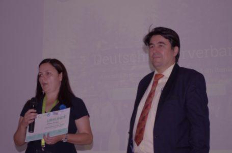 Profesorul anului la limba germană este un cadru didactic de la Colegiul de Informatică Piatra-Neamț