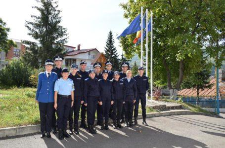 Jandarmeria Neamţ şi-a mărit efectivul