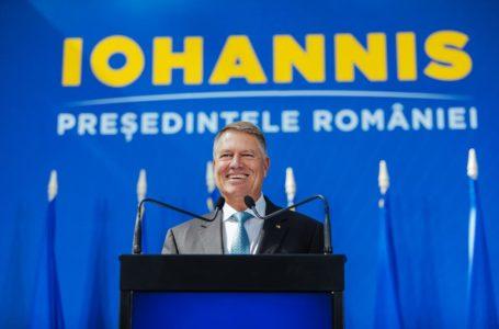 Președintele Klaus Iohannis: PSD a realizat mii de kilometri de autostradă – cu CREIONUL!