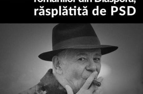"""Senatorii PSD Neamț l-au votat pe Meleșcanu la președinția Senatului! PNL Neamț: """"Românii, umiliți de această alegere!"""""""