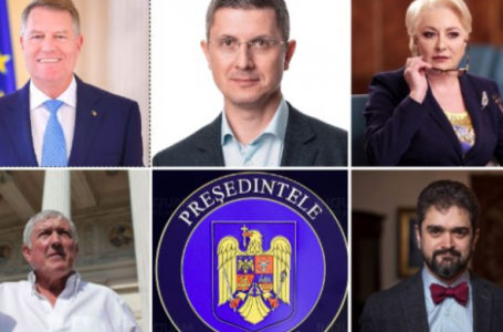 Candidații la prezidențiale, în analiza scriitorului Adrian Alui Gheorghe