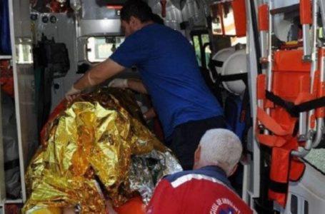 O femeie de 38 ani din Neamț s-a autoincendiat