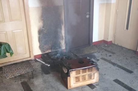 Iată ce a cauzat incendiul în blocul din Piatra-Neamț