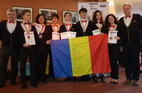 Șapte medalii pentru România la Olimpiada Internațională de Astronomie de la Piatra-Neamț
