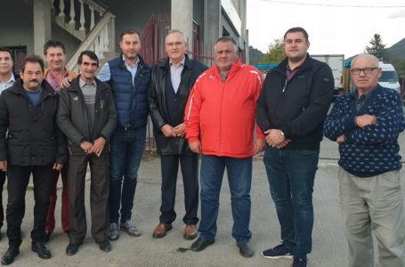 Primarul de Borca, alături de PNL Neamț