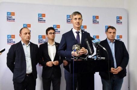 """Dan Barna (președinte USR PLUS), la Neamț: Ideea că votul nu contează este neadevărată. Ieșiți la vot pe 27 septembrie!"""""""