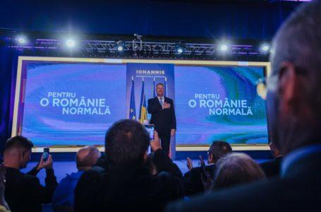 Klaus Iohannis – De ce o Românie normală?!?