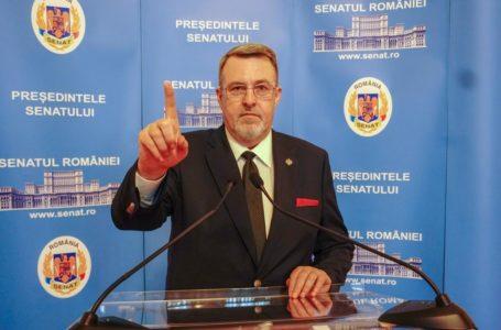 """Senatorul Eugen Țapu-Nazare: """"Alegerea primarilor în două tururi înseamnă consolidarea democrației"""""""