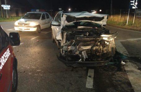 Accident cu 6 victime în intersecția morții de la Căciulești-Girov (foto)