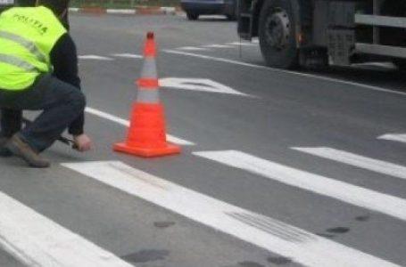 Trei copii, accidentați pe o trecere de pietoni din Piatra-Neamț