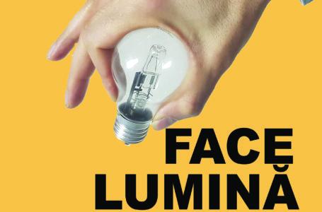 """""""Tu poți face lumină"""", o campanie anti-corupție a DGA"""