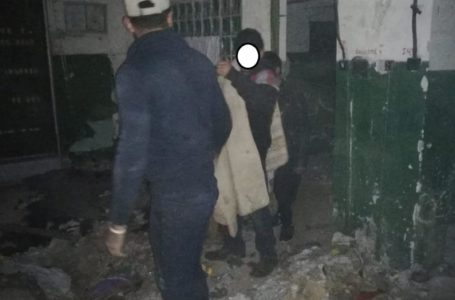 Centrală termică dezafectată din Piatra-Neamț, transformată în adăpost improvizat