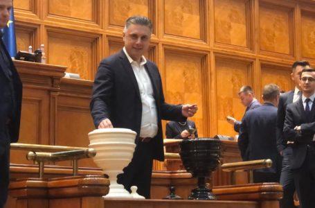 Prima reacţie a preşedintelui PNL Neamţ, deputatul Cozmanciuc, după învestirea Guvernului