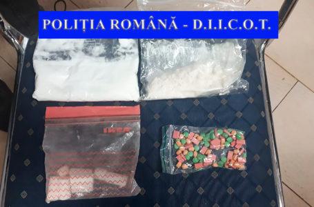 """Traficant de droguri prins în județul Neamț! Și-a trimis """"marfa"""" din Anglia printr-un curier!"""