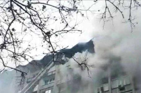 Panică într-un bloc de pe strada Bistriței – municipiul Piatra-Neamț