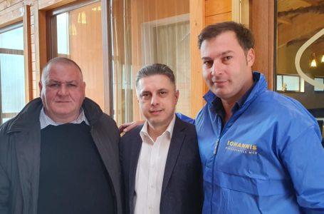 """Primarul de Borca merge """"pe mâna"""" lui Iohannis"""