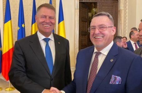 "Eugen Țapu Nazare: ""Oriunde v-ați afla, votați Klaus Iohannis"""