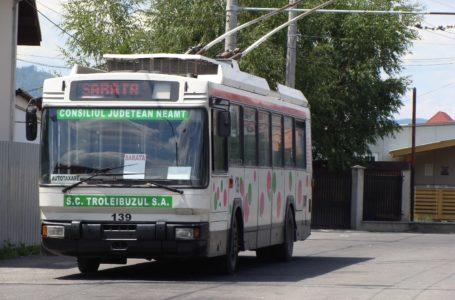 Zeci de angajați de la Troleibuzul vor fi dați afară! Șefii rămân!