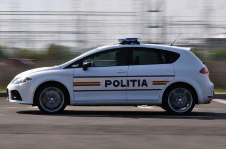 Șofer rupt de beat, urmărit și prins de polițiștii din Piatra-Neamț de 2 ori în aceeași zi!
