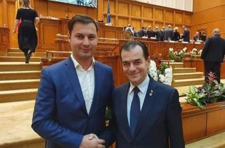 Prefectul George Lazăr, întâlnire de gradul zero cu premierul Orban și ministrul Vela
