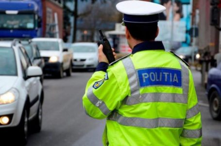 Tânăr prins drogat la volan în Săvinești