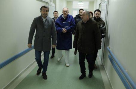Spitalul de Urgență Piatra Neamț, în atenția președintelui Consiliului Județean