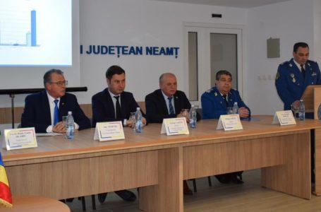 Concluziile bilanțului Jandarmeriei Neamț pe 2019