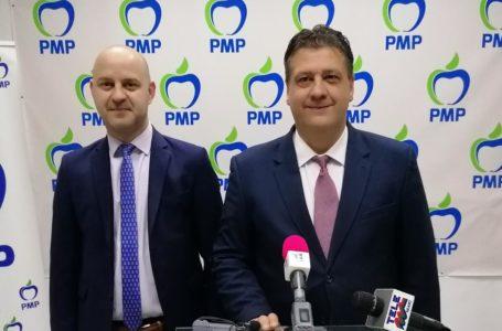 Cristian Sauciuc – candidatul PMP la preşedinţia CJ Neamţ; Bogdan Gavrilescu – Primăria Piatra-Neamţ
