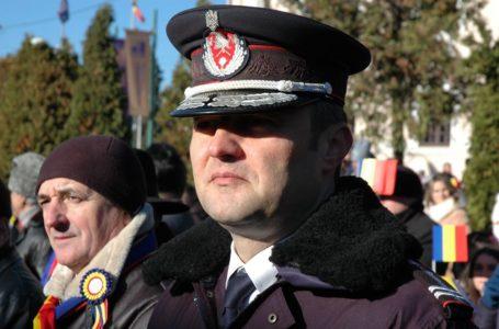 Colonelul Mitrea pleacă de la ISU Neamţ pe funcţia de inspector şef al ISU Vaslui