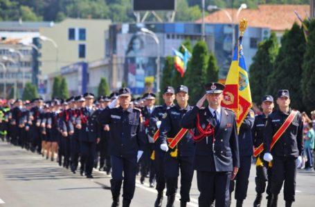 ISU Neamț are împuternicit la comandă un nou inspector șef