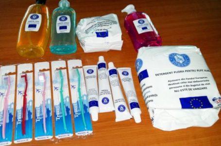 Săpun, pastă și periuță de dinți pentru persoanele din Piatra-Neamț cu venituri mici
