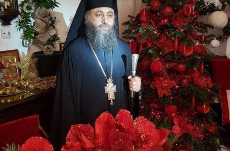 Moment de intensă rugăciune pentru părintele Zenovie, starețul Mănăstirii Nechit
