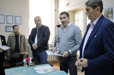 Președintele Ionel Arsene anunță că romașcanii vor avea apă non-stop în câteva zile