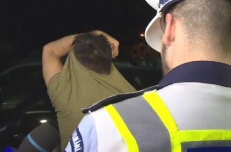 """Șofer """"fumat"""" cu ilegale, prin în trafic la Piatra-Neamț"""